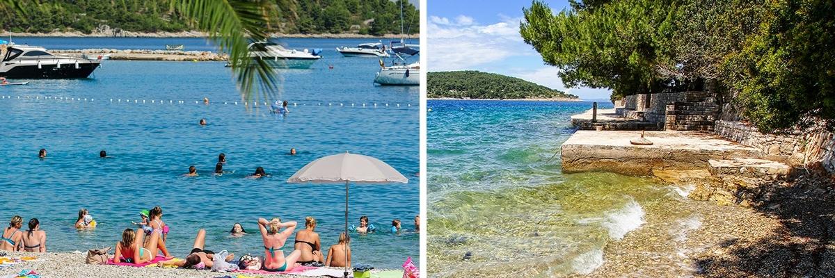 Nečujam (otok Šolta) - Jednodnevni izlet iz Splita - Svaku Nedjelju